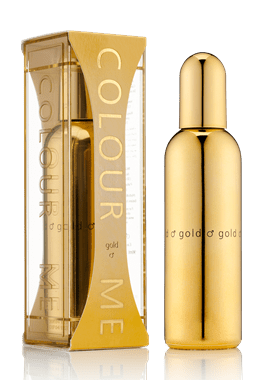Colour Me Gold Homme