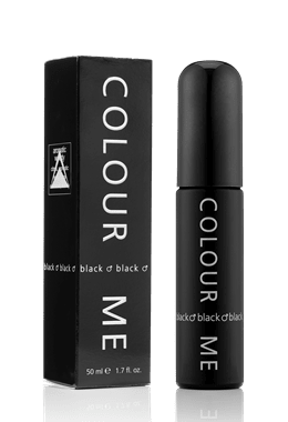 Colour Me Black